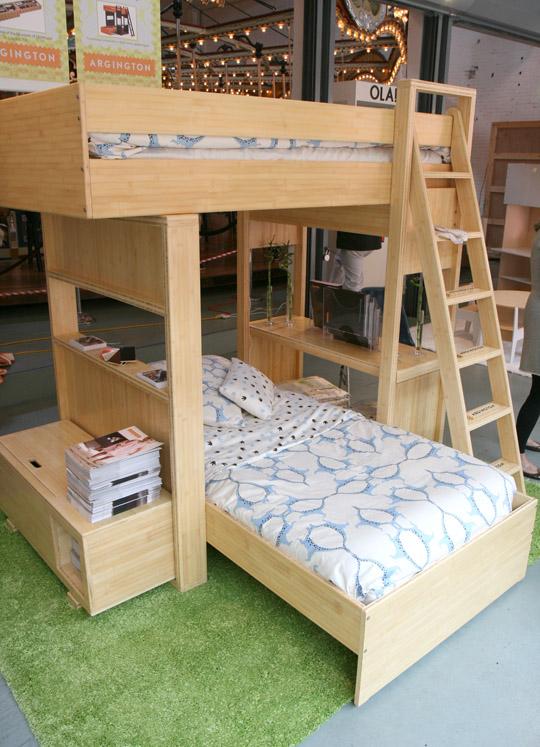 Argington cunas y camas literas infantiles mobiliario infantil de argington - Literas de diseno ...