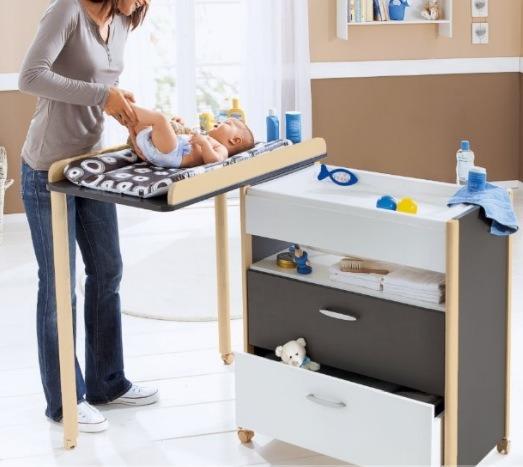 Muebles cambiadores archivos - Cunas y muebles para bebes ...