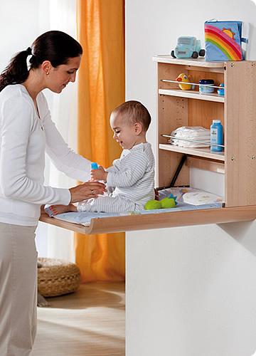 Geuther muebles cambiadores pr cticos para beb muebles - Cambiadores para cunas ...