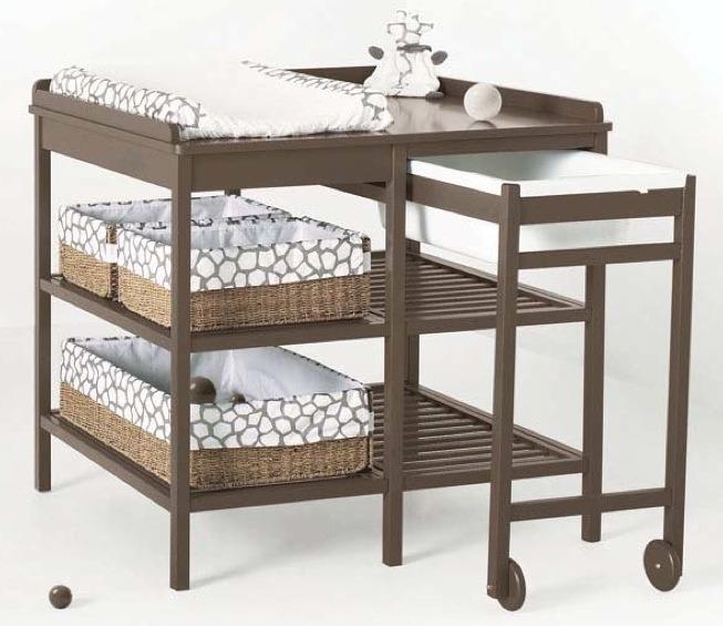 Quax muebles cambiadores para beb mobiliario infantil - Cambiadores plegables para bebes ...