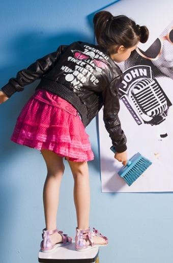 John Galliano Kids, moda infantil colección de verano, ropa para niños de John Galliano Kids