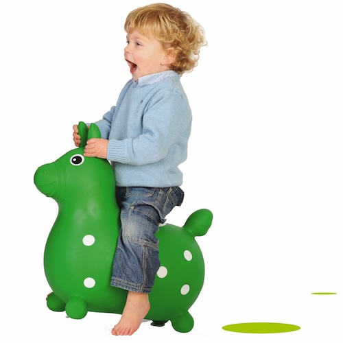 Hippy Skippy, juguete para saltar con forma de animales, juguete activo y decorativo Hippy Skippy
