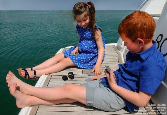 Nobodinoz, moda infantil colección de verano, ropa para niños original y de calidad en Nobodinoz