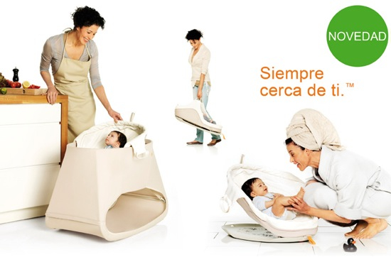 Stokke Baby Bed Hong Kong