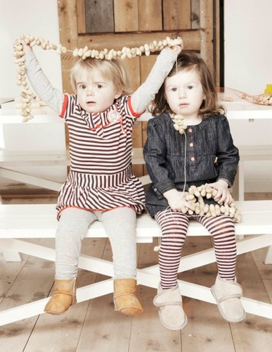 Noppies, moda infantil, conjuntos de ropa para niños colección de invierno de Noppies