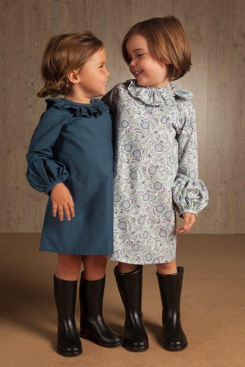 El vestido de Olivia, ropa para niños, moda infantil colección otoño-invierno de El vestido de Olivia