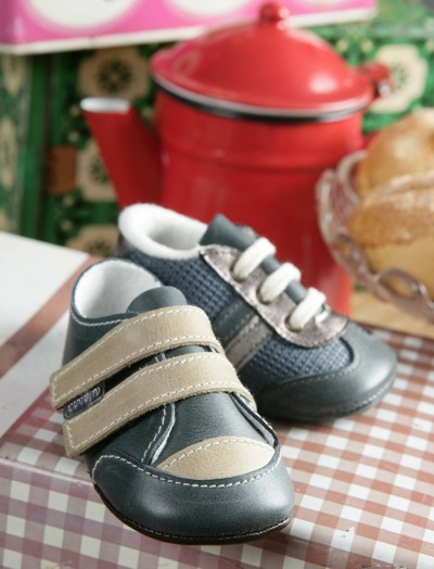 Cuquito Baby Shoes
