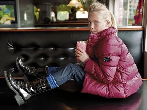 Liu-Jo, moda infantil, ropa para niñas, ropa de punto colección otoño-invierno Liu-Jo