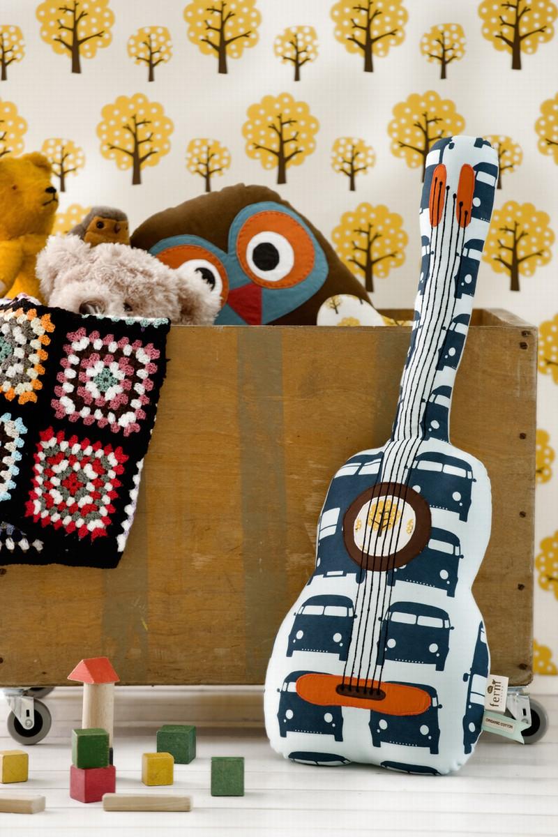 Ferm living cojines para habitaciones infantiles - Decoracion cojines ...