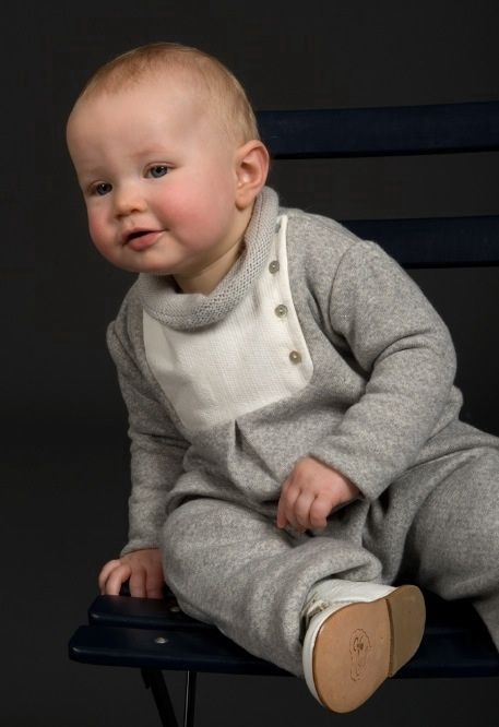 Rose Desbois, moda infantil, ropa para niños y niñas otoño-invierno de Rose Desbois