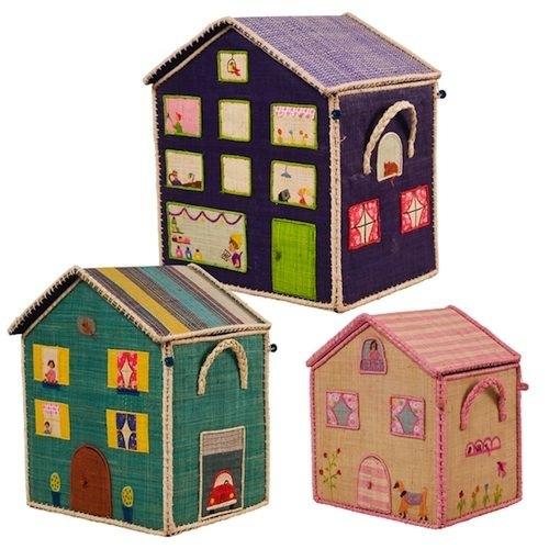 Rice organizadores cajas y cestas decorativas para ni os - Cestas decorativas ...