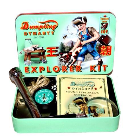 Wu&Wu Dumpling Dinasty, regalos originales para niños, regalos infantiles útiles de Wu& Wu
