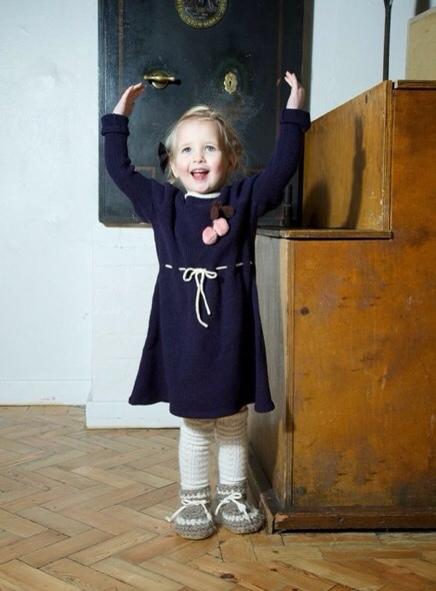 Little Duckling, moda infantil, ropa para niñas y niños otoño-invierno de Little Duckling