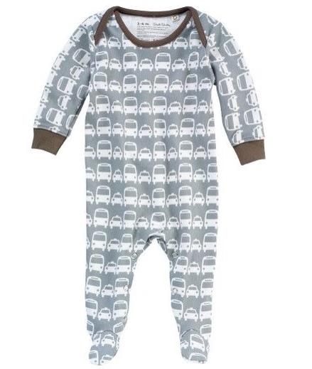 Dwell Studio, pijamas, bodies y básicos para bebé, moda infantil de Dwell Studio