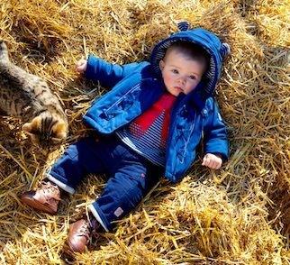Tuc Tuc, moda infantil, ropa para niños y niñas otoño-invierno de Tuc Tuc