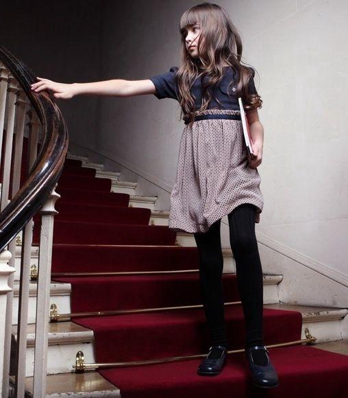 Dino e Lucia, moda infantil colección otoño-invierno, ropa infantil de diseño por Dino e Lucia