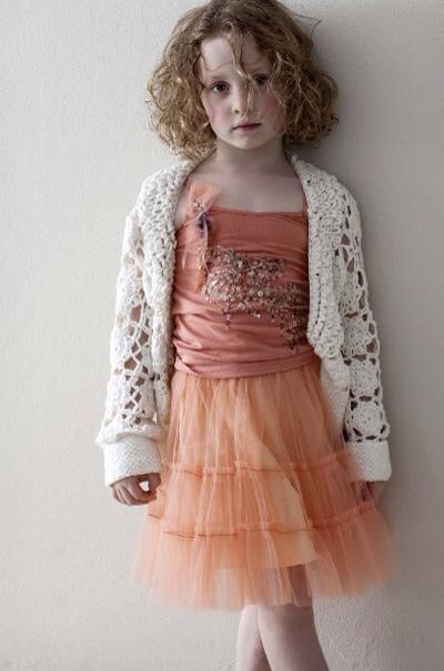 Tutu du Monde, tutus románticos para niñas, moda infantil, ropa para niñas de Tutu du Monde
