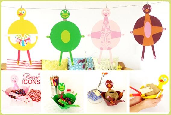 Basander Lundin, muebles, sillas y accesorios para la habitación infantil, decoración y mobiliario infantil de Basander Lundin