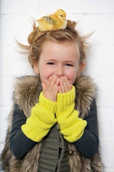 Jean Bourget, moda infantil, ropa para niños colección otoño-invierno de Jean Bourget