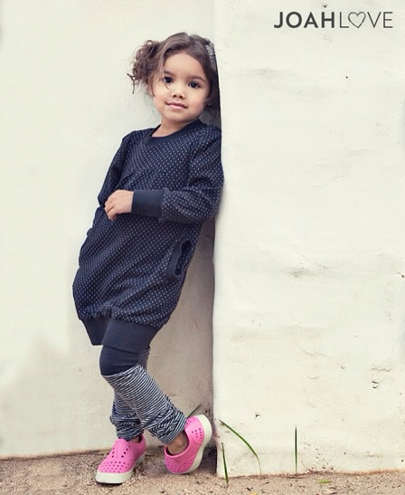 Joah Love, ropa infantil, moda infantil colección de otoño-invierno de Joah Love
