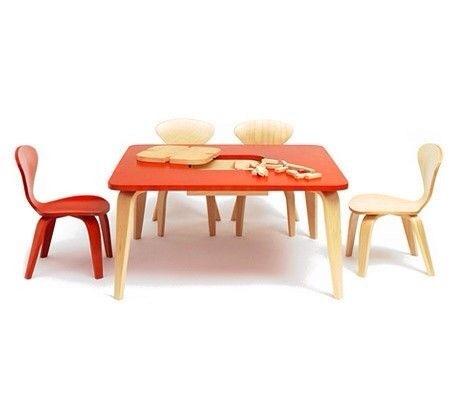 Cherner mesas y sillas infantiles muebles habitaci n - Mesas sillas infantiles ...
