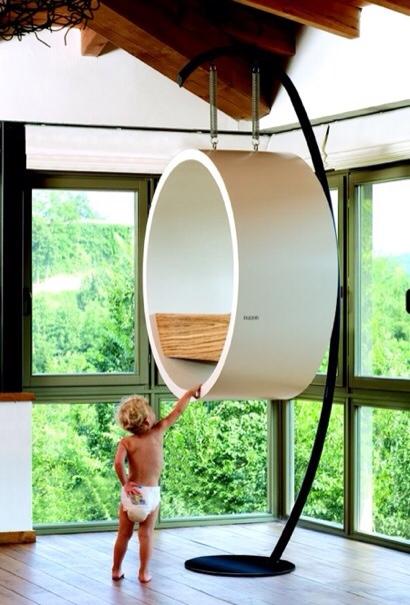 Bozzolo, cunas de diseño, cunas para bebé, muebles infantiles de Bozzolo