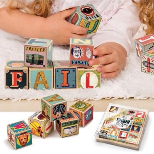 Fred & Friends, regalos infantiles originales, juguetes y accesorios infantiles de diseño de Fred & Friends