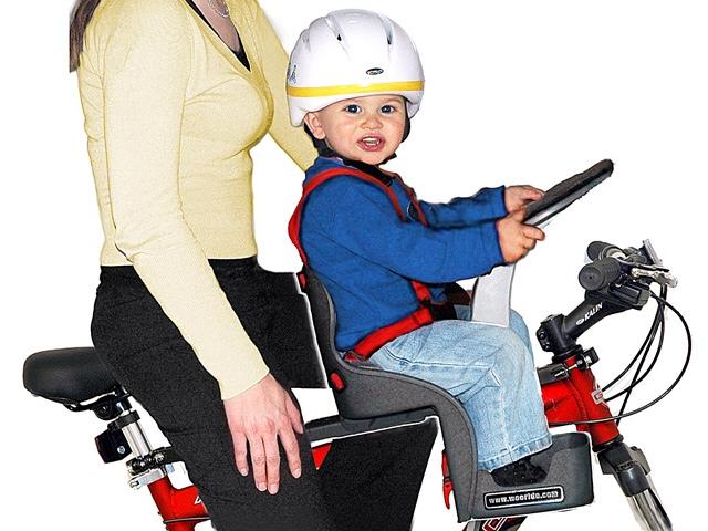 Weeride silla infantil para la bicicleta sillita para la bicicleta portabeb s weeride - Silla portabebes bicicleta ...