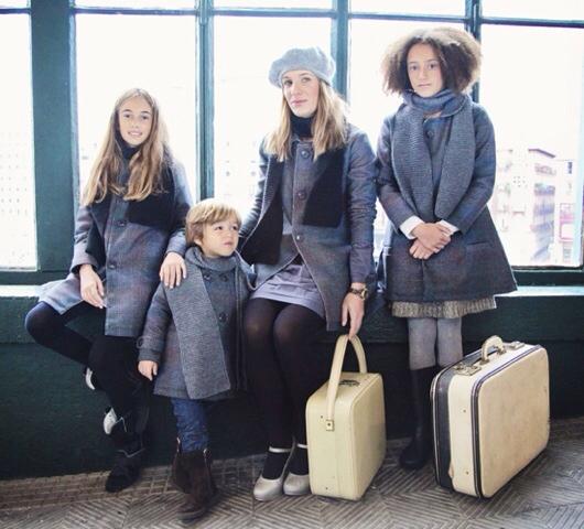 Miss Valentina, moda infantil y juvenil, ropa para niños y niñas, nueva colección de otoño-invierno de venta en Miss Valentina.es
