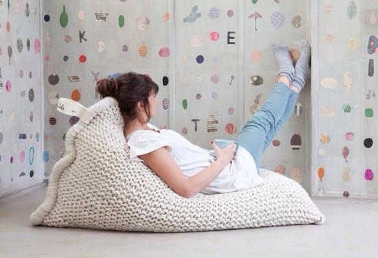Zilalila, cojines y poufs para habitaciones infantiles, decoración habitación infantil Zilalila