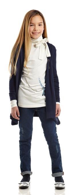 Patrizia Pepe, ropa para niñas, colección de moda infantil invierno de Patrizia Pepe, tienda online