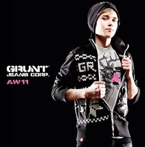 Grunt, moda para chicos y chicas, moda para adolescentes colección de invierno de Grunt
