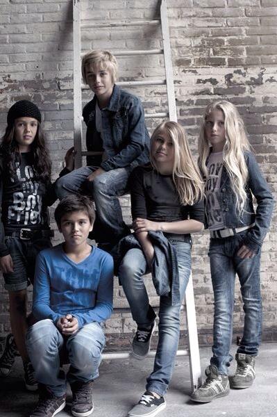 Krunk Denim, moda jóven, ropa adolescentes, colección denim de invierno de Krunk