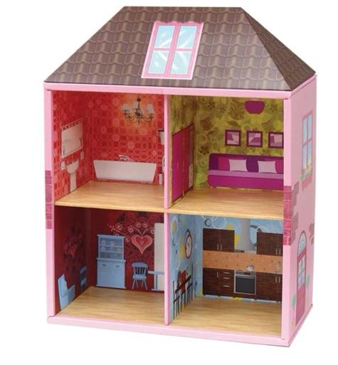Kroom, juguetes y mobiliario infantil realizado en cartón reciclado, muebles para niños y decoración de Kroom