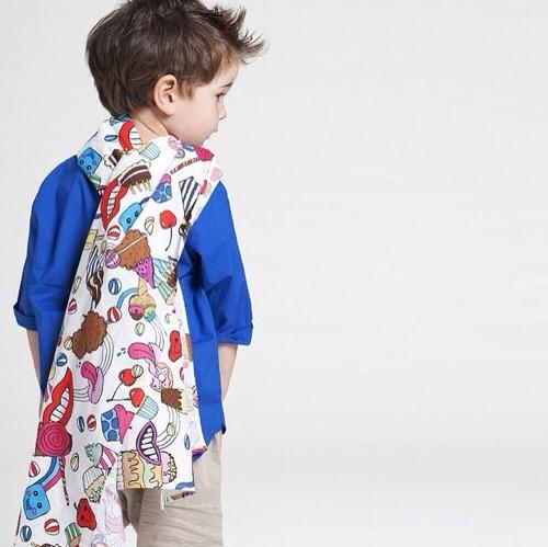 Kidults & Co, accesorios infantiles de diseño único, pañuelos Kidults & Co