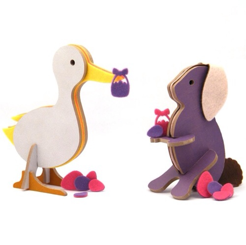 Topozoo, regalos infantiles originales, juguetes de madera para montar, juguetes infantiles de Topozoo