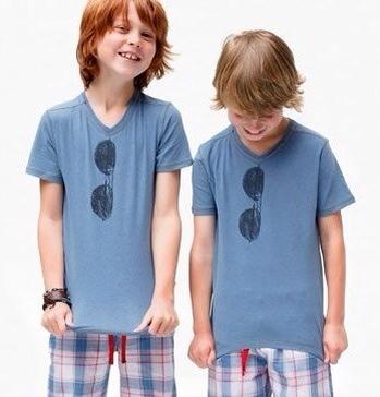 Opkop, pijamas infantiles, pijamas para niños de Opkop