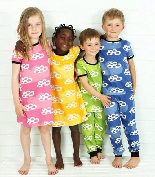 Villervalla, pijamas y camisones, pijamas infantiles, colección de verano de Villervalla
