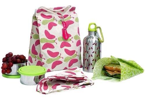 Kids Konserve, accesorios ecológicos para niños, almuerzos y meriendas con materiales reutilizables de Kids Konserve
