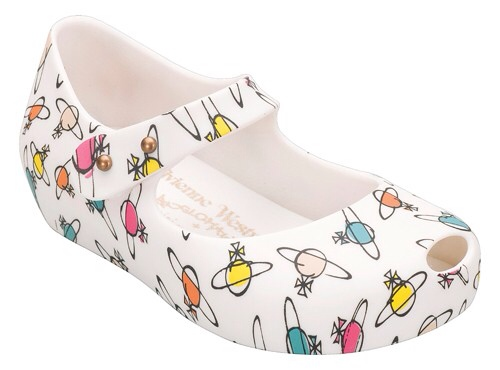 Vivienne Westwood Melissa Lady Dragon Wing Shoes