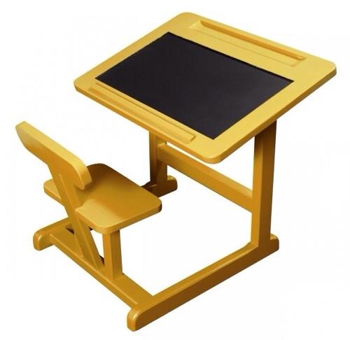 Mobiliario infantil, sillas y mesas para estudiar, mueble para la habitación infantil en Ma Petite Série Déco