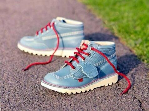 Kickers, zapatos infantiles, calzado infantil colección de primavera de Kickers