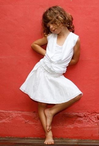 KZA, moda bebé y moda infantil, ropa para niños y niñas, colecciones de verano de KZA