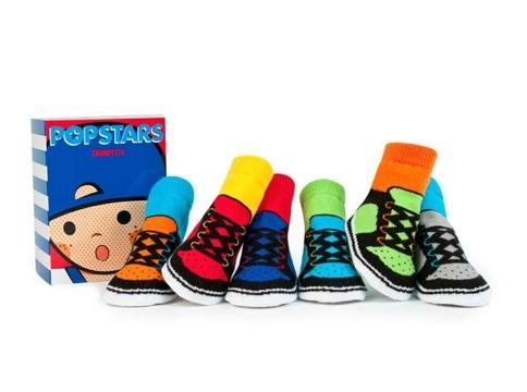Tutete.com, regalos infantiles originales, calcetines Trumpette  para bebé en Tutete.com