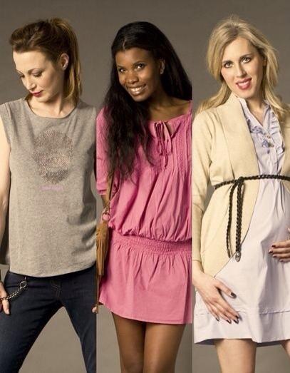Faire Dodo, moda premamá, ropa premamá atractiva y favorecedor, moda para embarazadas de Faire Dodo