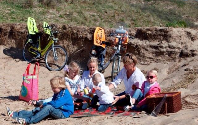 Yepp, sillas infantiles para la bicicleta, sillas de bicicleta para bebés y niños Yepp
