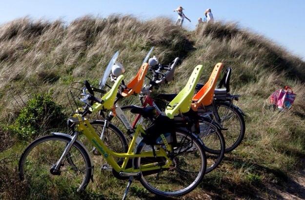 Yepp sillas infantiles para la bicicleta sillas de bicicleta para beb s y ni os yepp - Silla bebe bicicleta delantera ...