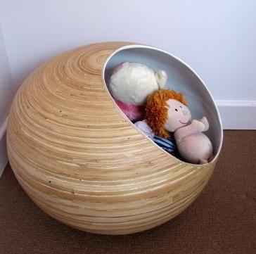 Nua Bubble, organizadores con mucho estilo para la habitación infantil, decoración infantil Nua Bubble