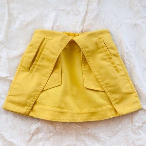 Trommpo, moda infantil original y única, ropa para niños de diseño, moda origami de la mano de Trommpo