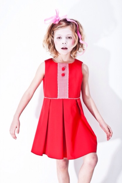vestidos originales para niñas > Minimoda.